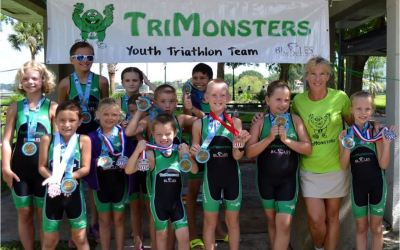 TriMonsters: The Team Sport Any Kid Can Do by Heidi Reslow