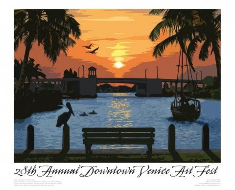 29th Annual Downtown Venice Art Fest Call To Artist