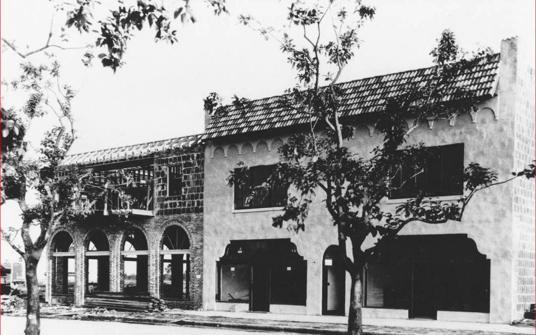 205 W. Venice Avenue: The Boissevain Building