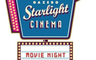The Gazebo Starlight Cinema