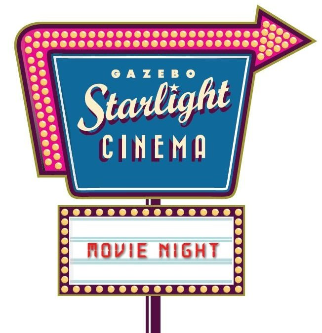 The Gazebo Starlight Cinema
