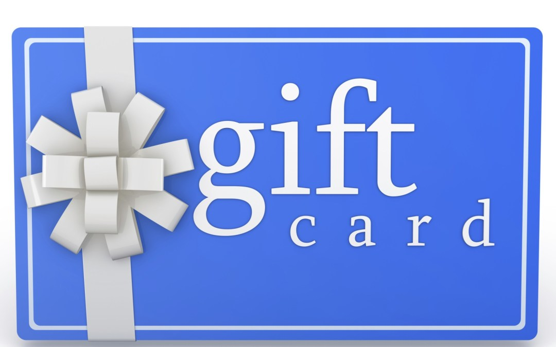 Give Restaurant Gift Cards this Holiday Season