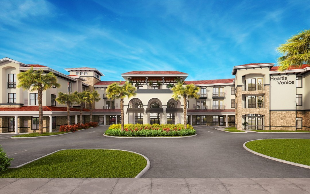 New Venice MainStreet Business Partner Heartis Venice: A Full-Service Senior Living Community