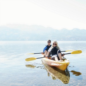 kayaking west kelowna visit westside
