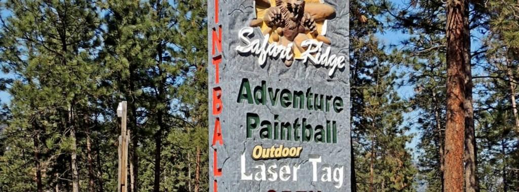Safari Ridge Sign 2