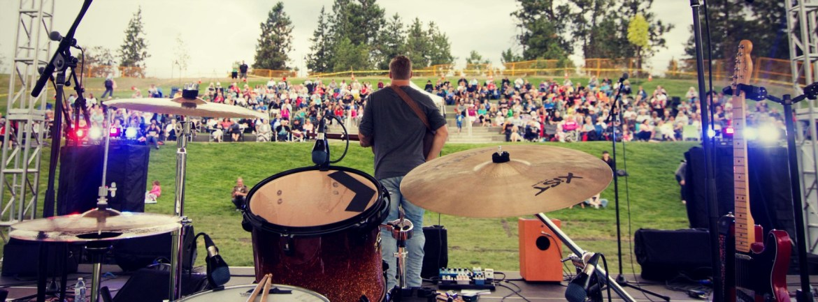 Music in the Park West Kelowna