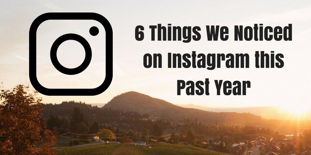 Thing we noticed on Instagram, West Kelowna