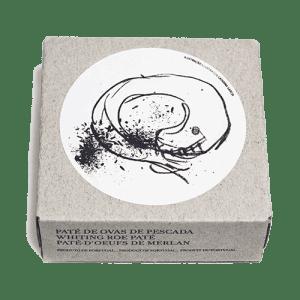 Witte roe pate
