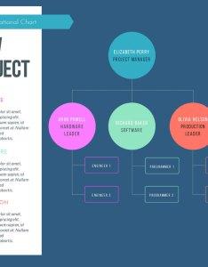 Project management organizational chart template visme also maker org software rh