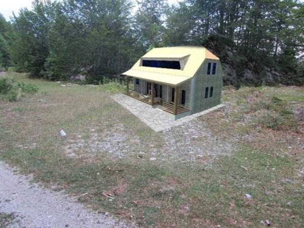 Izgled našeg budućeg doma na Maganiku