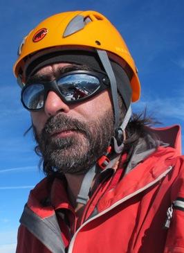 Milan Radović, vođa ekspedicije