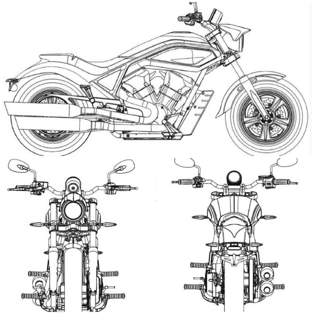 New Liquid Cooled Victories Revealed In Design Sketches