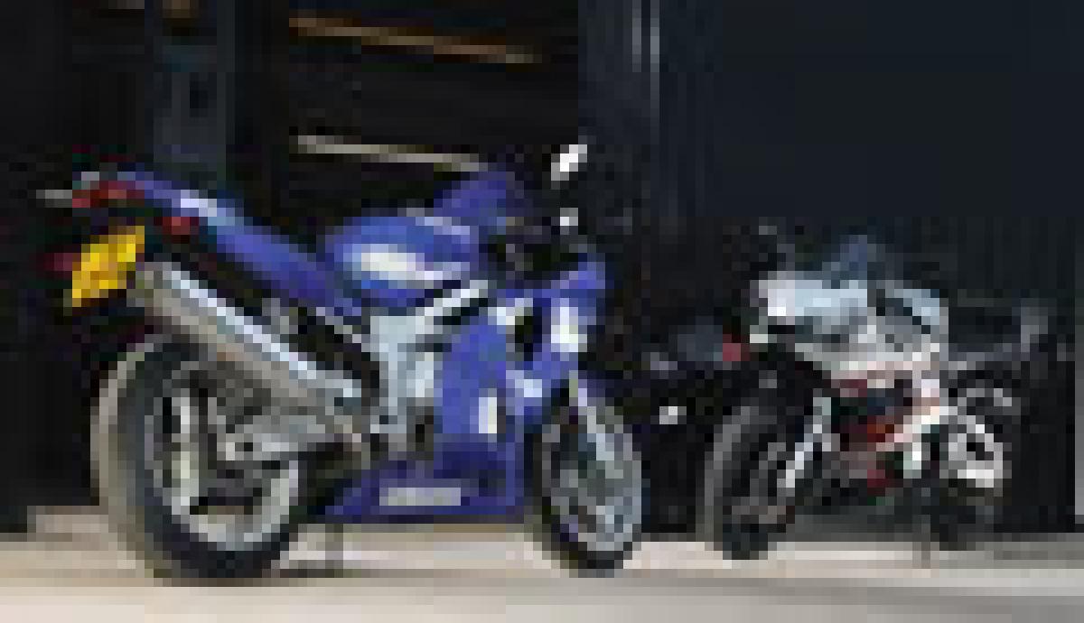 2001 Yamaha R6 For User Guide