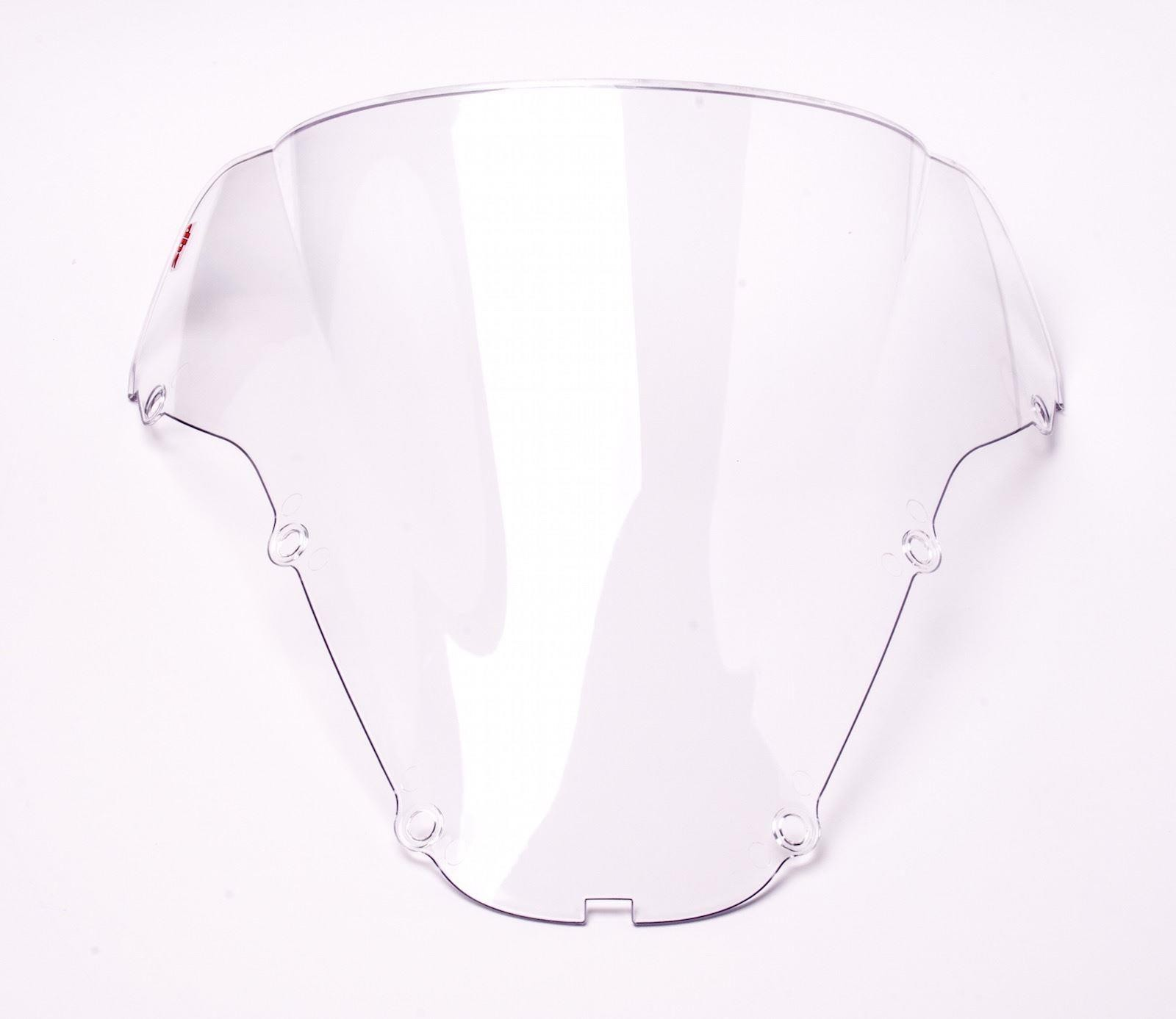 Clear Double Bubble Screen Honda CBR900RR Fireblade 2000-2001