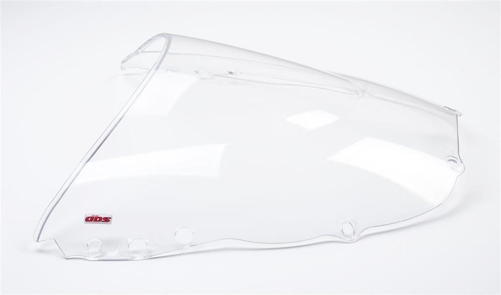 Clear DBS Double Bubble Screen Honda CBR900RR Fireblade