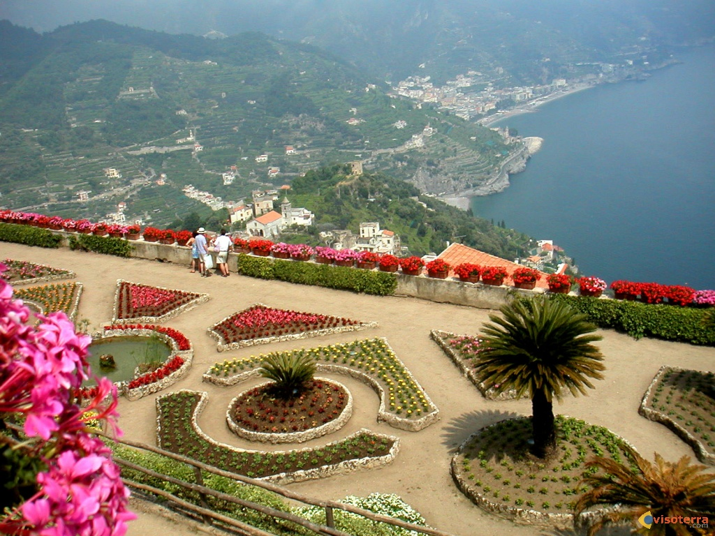 Photo  Beaux jardins  Ravello