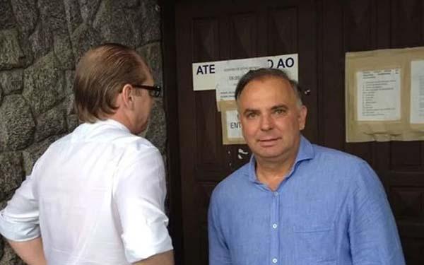 João Pizzolatti tem CNH suspensa pela justiça