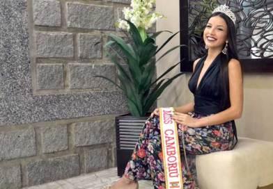 Miss Camboriú representa município em concurso estadual