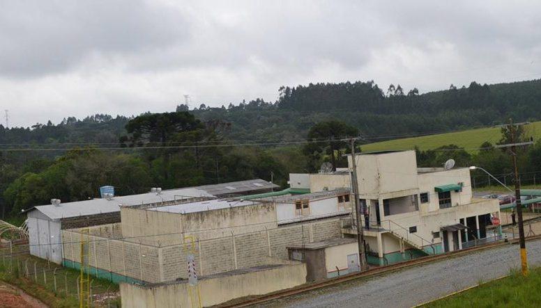 Sete presos fogem de presídio de Canoinhas