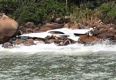 Marinha instaura inquérito para apurar acidente com lancha em BC
