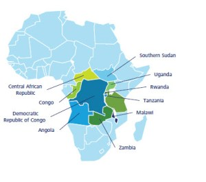 conflict minerals - countries