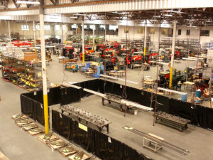 Manufacturing lead times