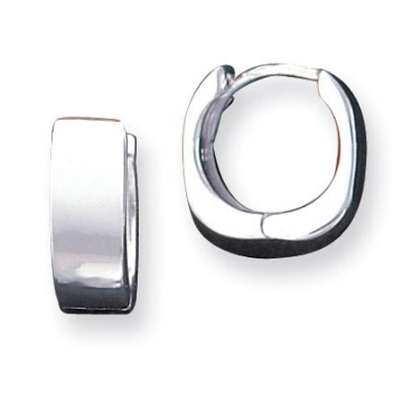 925 sterling silver small hoop earrings
