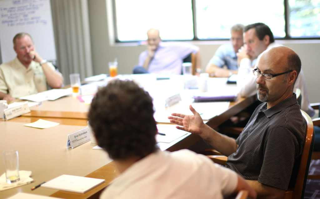 Small Business Coaching- Vistage Peer Advisory Groups