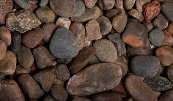 decorative rock stone