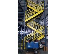 Prefab Stairs Metal Stairs Industrial Equipment For Sale | Prefabricated Exterior Metal Stairs | Stair Case | Spiral Staircases | Stairways | Stair Systems | Wrought Iron