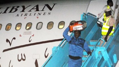 Photo of OMG!!! 253 Nigerians deported from Libya arrive Lagos Airport