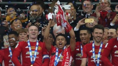 Photo of Manchester United Star Jesse Lingard Signs New Contract At Club (Full Details)