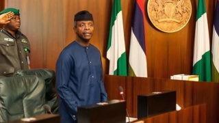 Photo of Yemi Osinbajo fails to inaugurate new ministers