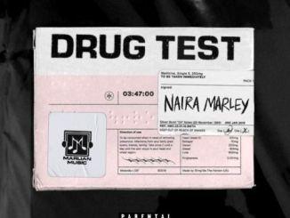 """Naira Marley - """"Drug Test"""" Lyrics"""