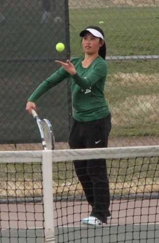 Amy Zhong, 12 - #3 Doubles