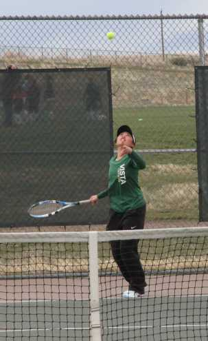 Amy Zhong, 12 - #3 Doubles