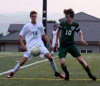 varsity soccer vs TR11
