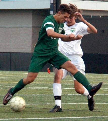 varsity soccer vs TR12