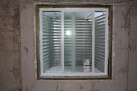 EGRESS WINDOW AS ESSENTIAL IN BASEMENT FINISHING!