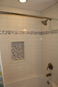 Subway Tile Shower | Tile Design Ideas