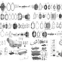 Th400 Transmission Diagram Taylor Dunn B248 Wiring Turbo 400 Parts
