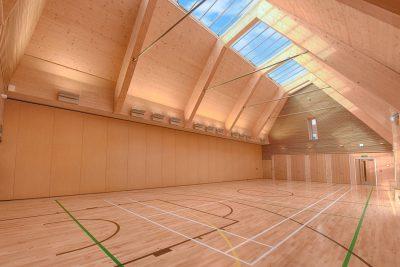 Interior Photography - Sports Hall