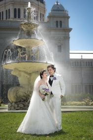 Wedding at Carlton Gardens