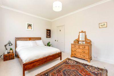 Master Bedroom - AirBnB