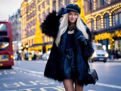 Fur Coats Fashion
