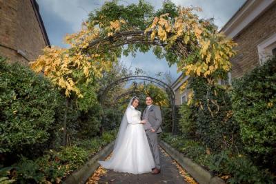 Wedding In The Fall
