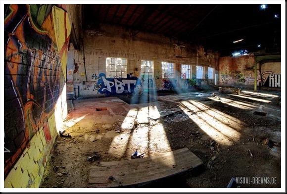 Licht durchs Fenster 1