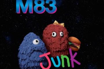 M83 new album artwork junk