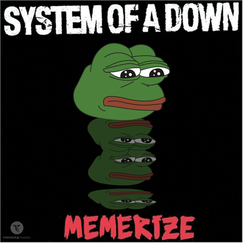 System of a Down Memerize lol