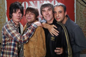 the stone roses all for one album 2016